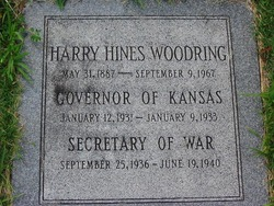 Harry Hines Woodring