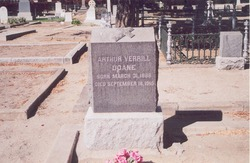 Arthur Verrill Doane