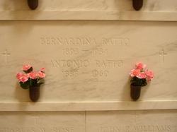 Bernardina <i>Ratto</i> Ratto