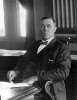 John Washington Butler