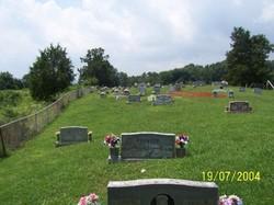 Hack Hurst Evans Cemetery