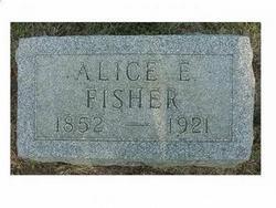 Alice E. <i>Trumbull</i> Fisher