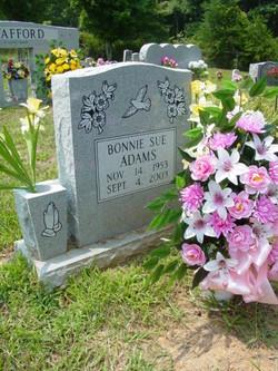 Bonnie Sue Adams