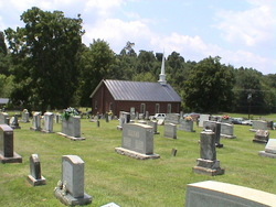 Caney Fork Church Cemetery