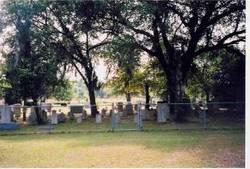 Durant - New Harmony Cemetery