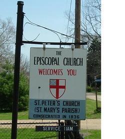 Saint Peters Church-Port Royal