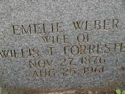 Emelie <i>Weber</i> Forrester