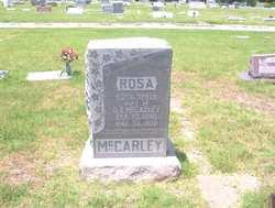 Rosa Lee <i>Smith</i> McCarley