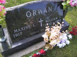 Maxine Luferne <i>Detty</i> Orwan