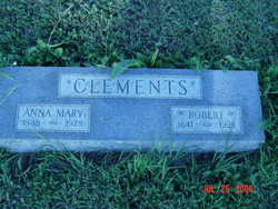 Anna Mary Clements