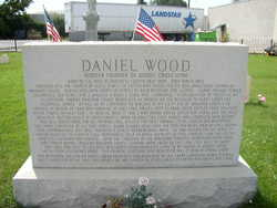 Daniel Wood Cemetery