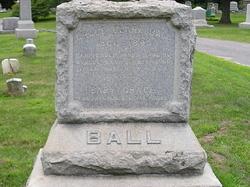Grace Permelia <i>Clark</i> Ball