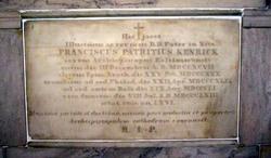 Rev Francis Patrick Kenrick