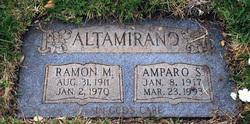 Amparo <i>Salas</i> Altamirano