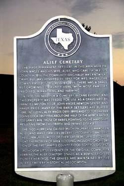 Alief Cemetery
