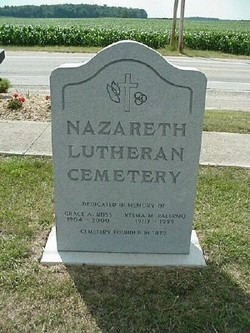 Nazareth Lutheran Cemetery