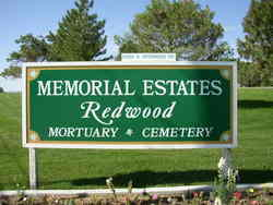 Redwood Memorial Cemetery