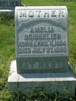 Amelia <i>Bayer</i> Boisselier
