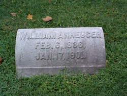 William Anheuser
