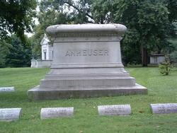Frances <i>Lange</i> Anheuser
