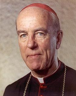 Cardinal George Bernard Flahiff