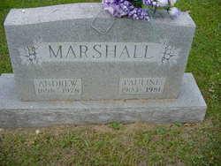 Pauline <i>Peters</i> Marshall