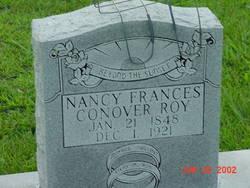 Nancy Frances <i>Conover</i> Roy