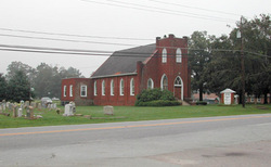 Efland Methodist Church Cemetery