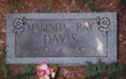 Malinda Ferbe <i>Ray -</i> Davis