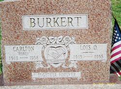 Lois Olive <i>Thomas</i> Burkert