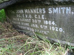John Manners Smith