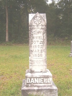 John W Daniell