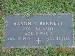 Aaron C Bennett
