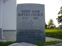 Kerby Knob Baptist Church Cemetery