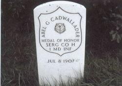 Abel Gill Cadwallader