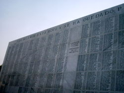Memorial of the Missing Prisoners and Executed