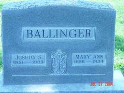 Joshua S. Ballinger