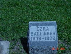 Ezra Ballinger