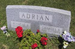 Blanche B Adrian