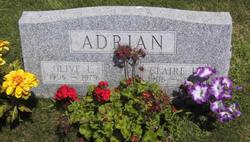 Claire H Adrian