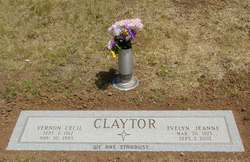 Vernon Cecil Claytor