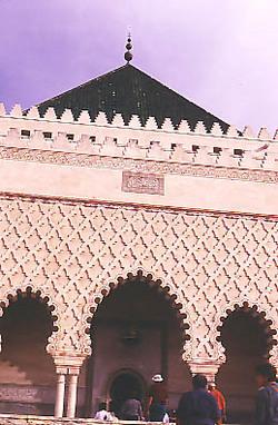 King Mohammad, V