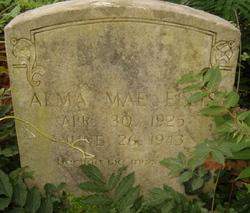 Alma Mae Ellis