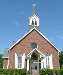 Fletchers Chapel United Methodist Church Cemetery