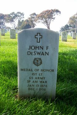 John Francis DeSwan