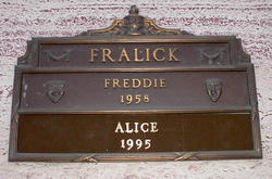 Freddie Fralick