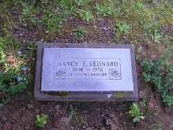 Nancy Ellen <i>Derrick</i> Leonard