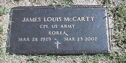 James Louis McCarty