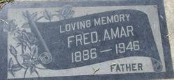 Frederick Amar