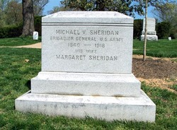 Gen Michael Vincent Sheridan